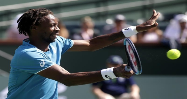 Gael Monfils sigue imparable en Indian Wells con triunfo sobre John Isner