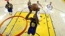 Golden State Warriors doblegó a Los Angeles Clippers y avanzó a semifinales