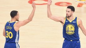 Golden State Warriors cerró la permanencia del escolta Klay Thompson