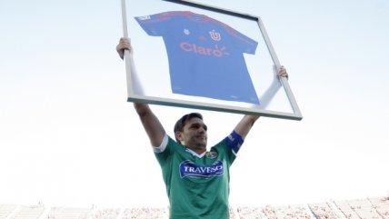 Rafael Olarra y el presente de U  de Chile: El equipo se