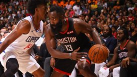 Los Rockets fueron vetados: TV china transmitirá la NBA sin partidos de Houston