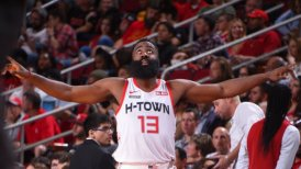 James Harden anotó 60 puntos en victoria de Houston Rockets sobre Atlanta Hawks