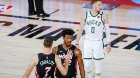Miami Heat ganó la serie a Milwaukee Bucks y pasó la final del Este en la NBA